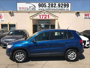 2009 Volkswagen Tiguan 2.0T Trendline, Rare Manual, WE APPROVE A