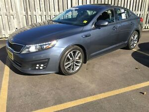 2014 Kia Optima SX Turbo, Automatic, Leather, Panoramic Sunroof