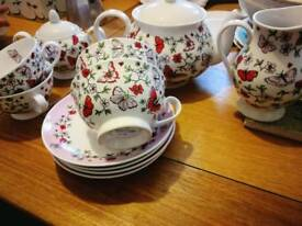 Lovely China tea set from Whittards