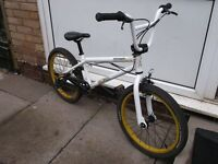 gt performer bmx bike fully working, just serviced,no offers, please read description