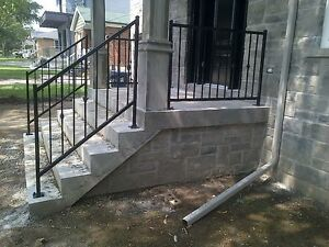 Steel fence posts kijiji free classifieds in ontario for Iron gate motor condos for sale