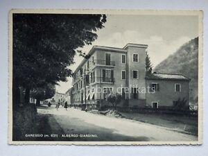 GARESSIO-Albergo-Giardino-Cuneo-vecchia-cartolina