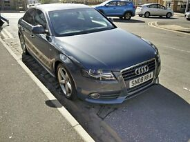 Audi A4 Sline Bluetooth FSH