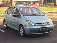 2003 CITREON XSARA PICASSO 1.6 PETROL * GOOD RUNNER * BARGAIN MOTOR * PART EX * DELIVERY *