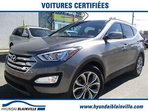 2014 Hyundai Santa Fe 2.0T SE A/C,BAS KM,CUIR,TOIT,MAGS,DÉMARREU