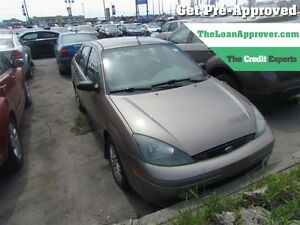 2003 Ford Focus SE Sport * FRESH TRADE * AS IS