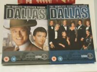 Complete Series of Dallas on DVD
