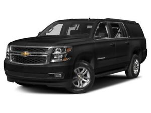 2018 Chevrolet Suburban LT Z71 MIDNIGHT EDITION | LUXURY PKG...