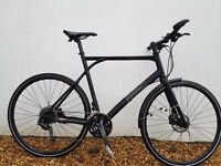 BMC Alpenchallenge AC01 Alivio/Deore 700c Hybrid Bike