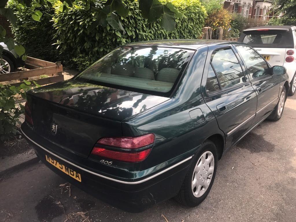 Peugeot 406 2001 2.0 LX HDI 90 ** DIESEL ** MANUAL ** 12