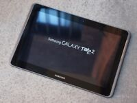 Samsung galaxy tab 2. 10.1 16gb tablet fully working perfect £80 ONO or swap for phone/mountain bike