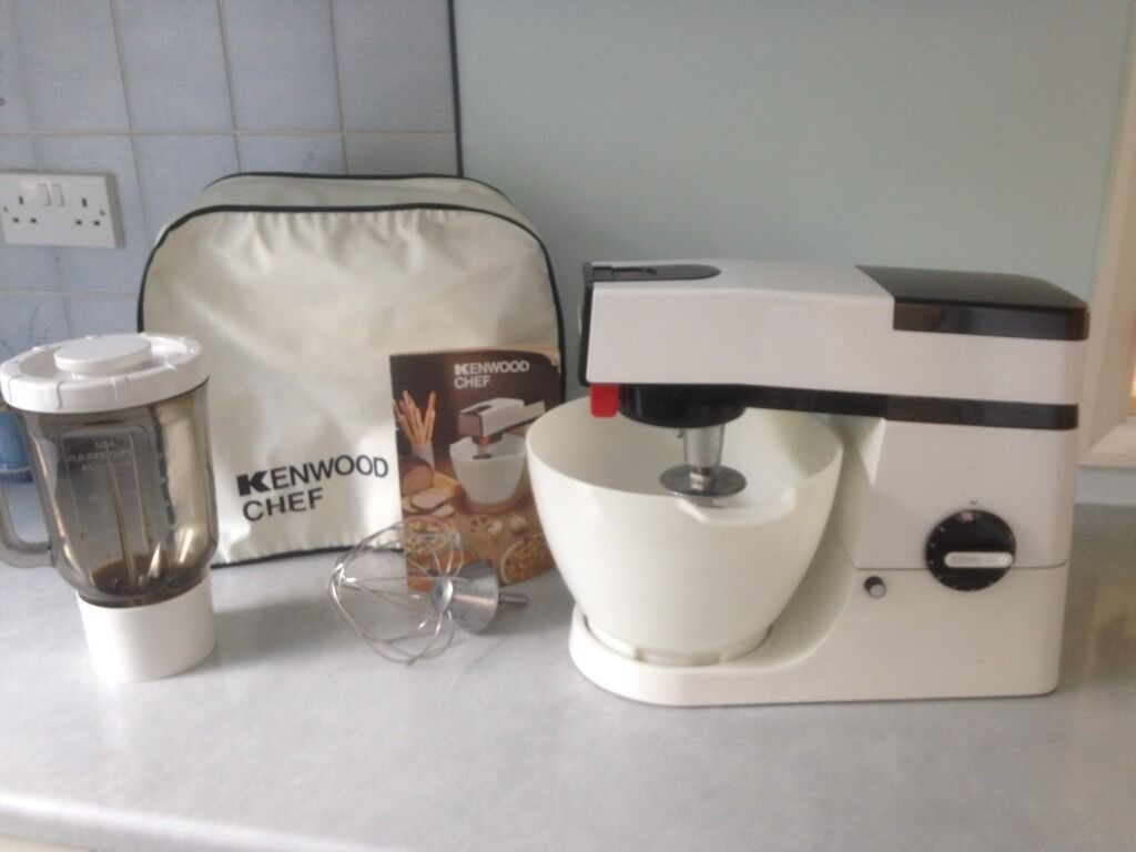 kenwood chef a901 manual mixer