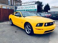 Ford Mustang 5.0 V8 GT (Custom Pack) Fastback 3dr£13,995 p/x welcome 4.6 MANUAL. USA IMPORT