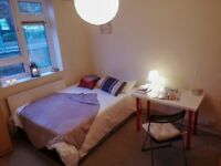 Great Double Room in Angel