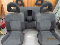 Mitsubishi L200 Cloth Seats for Crew Cab up to 2005