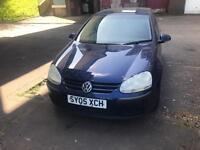 VW MK5 GOLF SDI •BARGAIN £995•
