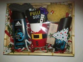 Mens adidas pamper hamper, ideal christmas gift