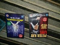 Peter Kay Lee Evans dvds