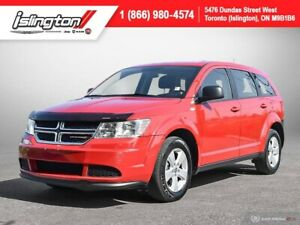 2016 Dodge Journey CVP/SE Plus **GREAT VALUE!!** HEATED SEATS+++