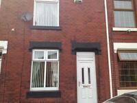 2 bed house,close to amenities schools,Ashton-Under-Lyne city centre, IKEA, DSS Considered