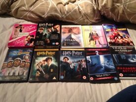 I have a lot of DVDs I need gone quickly
