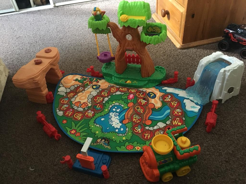 Little people farm alphabet mat | in West End, Hampshire | Gumtree