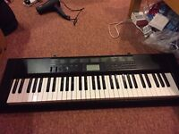 Casio CTK-1100AD 61 Full-Size Keys with AC Adapter