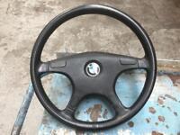 Bmw e34/e32/e28 steering wheel