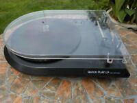 Quick Play Digital Conversion Turntable