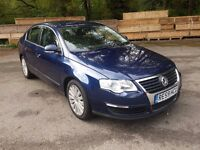 59 Volkswagen PASSAT 2.0 TDi 170 HighLine Full leather interior 11 months MOT