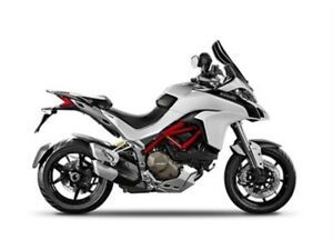 2017 Ducati Multistrada 1200 S Touring Package Volcano Grey