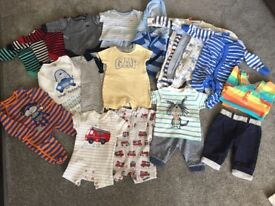 Baby Boy 0-3 bundle