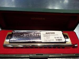 Hohner Chromonica. We sell used Musical Instruments, (#41951)