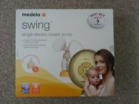 --REDUCED--MEDELA Single electric breast pump