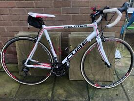 Cube Peloton Road Bike FSA Customised