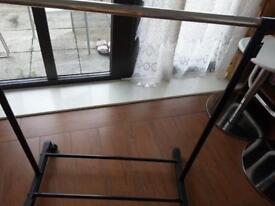Hanging rail