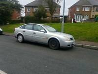Diesel 04 reg Vauxhall Vectra ,Tow bar , ideal for family ,with Long MOT ,px options available