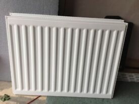 2 x Radiators. New. 600 x 800