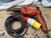 screw drill