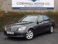 MERCEDES-BENZ C CLASS 2.1 C220 CDI EXECUTIVE SE 4d 170 BHP RECENT SERVIC (grey) 2011