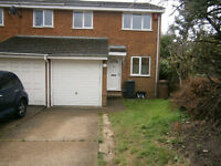 3 Bedroom Semi-Detected (House) Dunsmore Road || South Luton Luton LU1