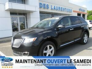 2014 Lincoln MKX AWD NAVI.TOIT PANORAMIQUE *1.9%