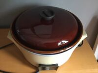 Tower auto slow cooker