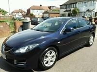 Mazda 6 2.0 Turbo Diesel 2009 Only 78k 6 Speed