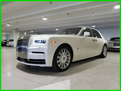 2018 Rolls-Royce Phantom  2018 Used Turbo 6.8L V12 48V Automatic RWD Premium