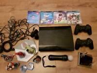 PS3 Super Slim Bundle