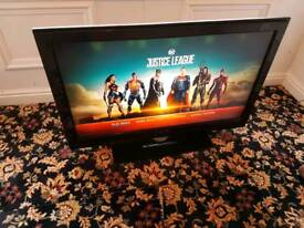 """Philips42""""Lcd tv in excellent condition full working order"""