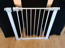 Safety first narrow pressure fittings stair gate