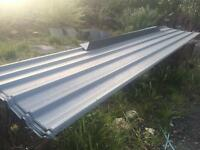 Roofing sheets insulated x6