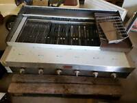 Gas grill big brand new